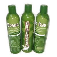 Green Gas P/ Armas De Airsoft Pistolas Glock Uzi E-nonstop