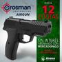 Pistola Crosman Iceman Agente Oficial