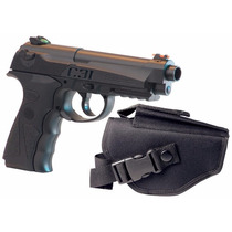 Pistola Co2 Gas Comprimido Semiautomática Crosman C31 4,5mm