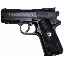 Pistola Co2 Full Metal Umarex Colt Defender 440fps
