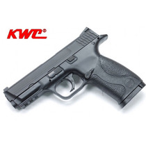 Pistola Kwc Smith & Wesson M40 T Full Metal + Balines Y Co2
