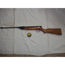 Antiguo Rifle De Aire Comprimido .marca Churrinche X-9