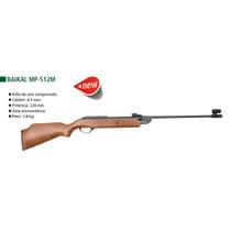 Rifle De Aire Comprimido Baikal Mp 512, Mercadopago