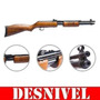 Carabina - Rifle - Repeticion - Shark - Pcp - 5.5 - Dual -