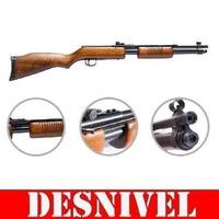 Carabina - Rifle - Repeticion - Shark - Pcp - 5.5 - Dual -