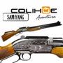 Rifle Pcp Sumatra 2500 / 500cc Cal 6,35mm + 2 Cargadores