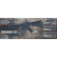 Rifle Marcadora Airsoft Asg Defender M4 Sir * Microcentro