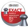 Balines Jsb Exact Express Diabolo 0,547g 8,44gr 500pcs 4,5mm