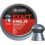 Balines Jsb Exact King.25 Diabolo 25,39gr 1,64g 6,3mm 150pcs