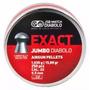 Balines Jsb Exact Jumbo Diabolo 5,52mm X250pcs 15,89gr 1.03g