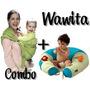 Wawita Almohadon Grande Amamantar Mas Portabebe Wawita Combo