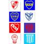 Escudos Bordados, Clubes De Futbol, Bandas, Comercial