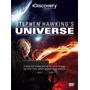 El Universo De Stephen Hawking (coleccion 3 Dvds)