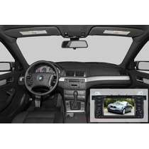 Equipo Multimedia Bmw Serie 3 E46,gps,dvd,ipod,bluetooth