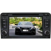 Equipo Multimedia Audi A3, Gps,dvd,ipod,bluetooth