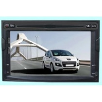 Equipo Multimedia Peugeot 3008 Y 5008 Gps,dvd,ipod,bluetooth