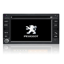 Equipo Multimedia Peugeot 307 Gps,dvd,ipod,bluetooth
