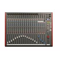 Consola Allen Heath Zed 24 Mixer 16 Canales Usb Yamaha