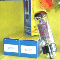Válvula Electrónica, Vacuum Tube Kt77 Match Par (sub El34)