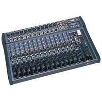 Consola Mixer Moon 16 Canales C/sd Usb Mc 16 Potencias C J F