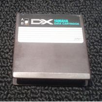 Cartucho Memoria Yamaha Dx-7 Ram