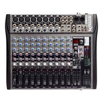 Consolas Mixer 12 Canales Sound Xtreme 16 Efectos Digitales