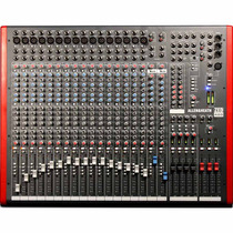 Allen And Heath Zed420 Mixer 16 Canales Mono 2 Stereo 4grupo