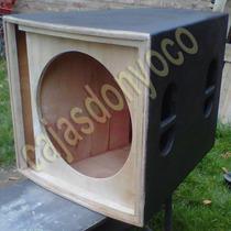Caja Vacia Para Bafle Modelos Eaw La118 (medio Sb850)