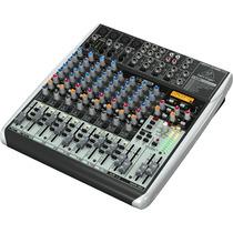 Behringer Xenyx Qx1622usb Mezclador 16 Entrada 2/2 Usb/audio