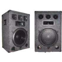 Bafle 12 3 Vias 400w Woofer 12´´3 Tweeter Y Bocina By Dancis