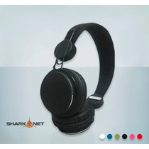 Auriculares Urban Shark-net Vincha Microfono Manos Libres