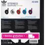Auriculares Adidas Originals Vincha Envío Gratis Comprando 2