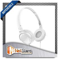 Auricular Vincha Cerrado Dinamico Pioneer Se-mj502w Blanco