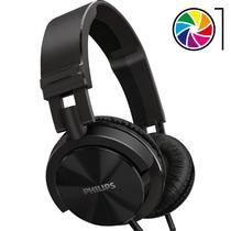 Auricular Philips Shl3000 Plegable Tipo Dj En Varios Colores