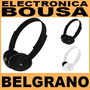 Auriculares Panacom 9580 Pc Celular Mp3 Tablet Tv Belgrano
