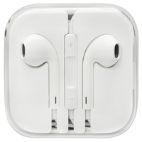 Auriculares Earpods Con Control Iphone 4 4s 5 Ipad Mini