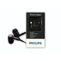 Auriculares Philips She 7055 In Ear Mp3 Mp4 Ipod Tablet