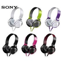Auriculares Sony Mdr-xb400 Bajos Potenciados Envio Gratis!!!