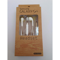 Auriculares Samsung Manos Libres Con Control De Volumen