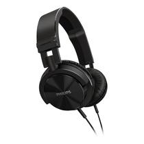 Auricular Plegable Estilo Dj 1000mw Negro Philips Shl3000/0