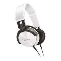 Auricular Plegable Estilo Dj 1000mw Blanco Philips Shl3000wt
