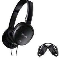 Auricular Sony Mdr-nc8 Profesional Negro