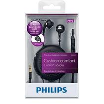 Auricular Philips She4500 Contr. De Volumen Estuche Original