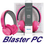 Auriculares Philips Rosa Shl5205 C/microf Local Rosario Cent