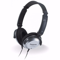 Auriculares Panasonic Vincha Plegables Ctrol Volumen Rpht227