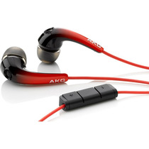 Akg K328 Auriculares In Ear Cable Libre De Oxigeno Estuche