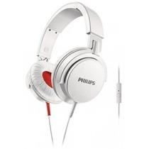 Auriculares Philips Plegables Dj 1500 Mw C/mic Shl3105wt