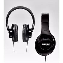 Shure Srh240a Auriculares De Estudio Profesional