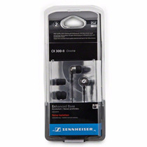 Auricular Sennheiser Cx300 Ii In Ear Volumen Samsung Iphone