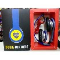 Auriculares Solo Hd Edicion Boca Juniors Cable Desmontable